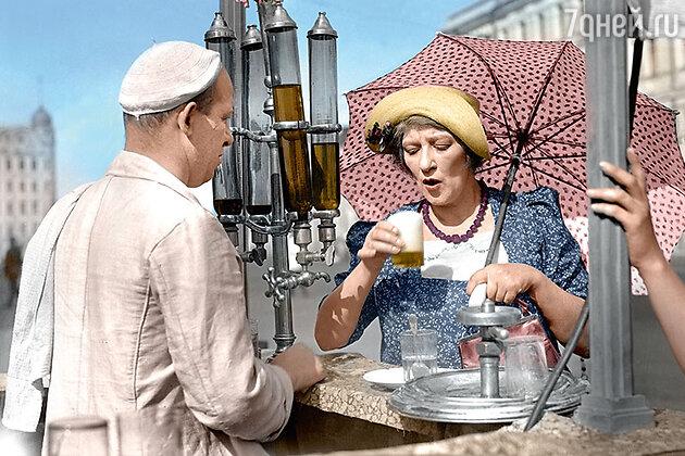 Фаина Раневская. Кадр из фильма «Подкидыш». 1939 г.