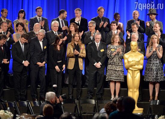 "Номинанты на премию ""Оскар"""
