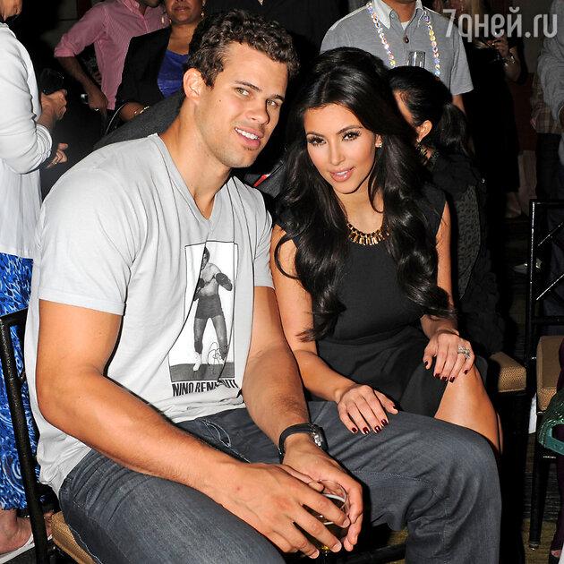 Ким Кардашьян и Крис Хамфрис