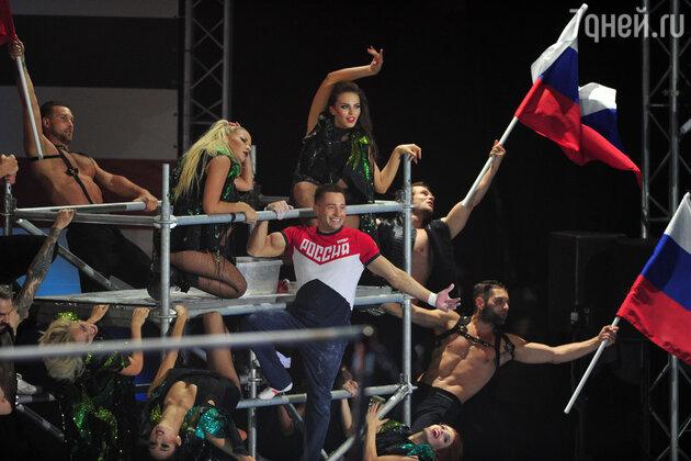 Шоу «Алексей Немов и легенды спорта»
