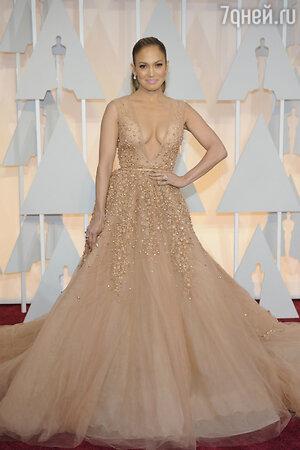 Дженнифер Лопес в Elie Saab Couture
