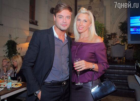 Иван Николаев и Алена Свиридова