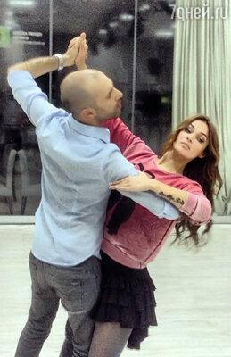 Евгений Папунаишвили первый в стране провел самый массовый урок танца