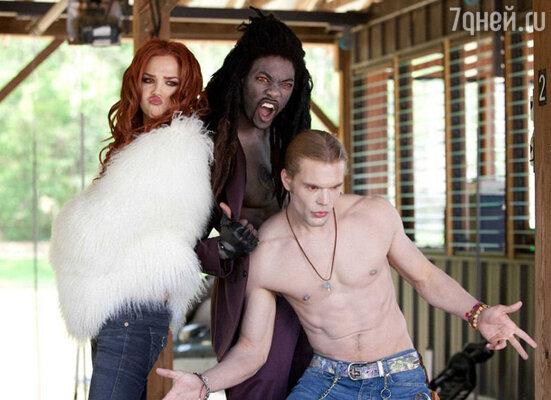 Кадр фильма «Вампирский засос»