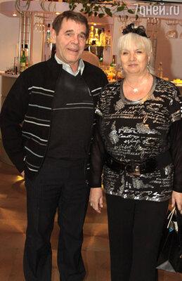 Алексей Булдаков и его супруга Людмила
