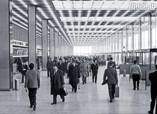 Аэропорт Орли, 1960-е годы