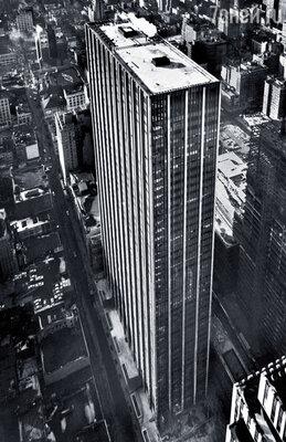 Нью-йоркская штаб-квартира «Тайм» и «Лайф», 1962 год