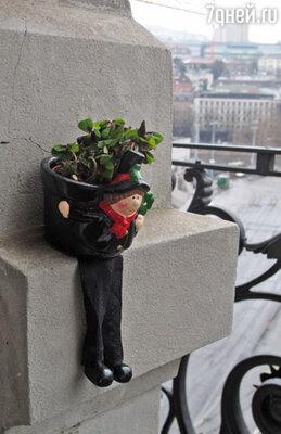 «Клевер для счастья» (отель «Schweizerhof»)