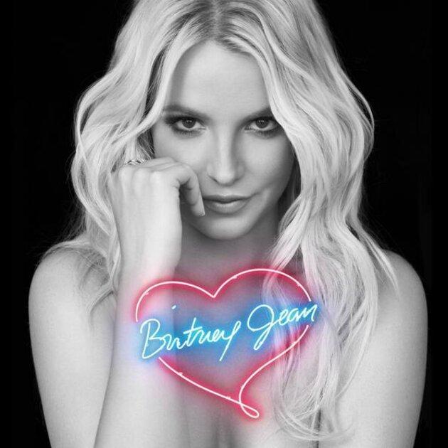 Обложка альбома Бритни Спирс «Britney Jean»
