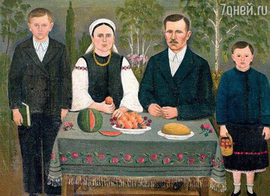 Выставка Панаса Ярмоленко