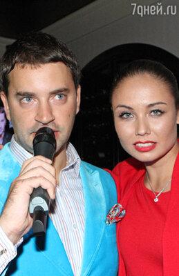 Леонид Закошанский и Ляйсан Утяшева