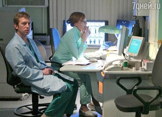 Кадр сериала  «Доктор Тырса»