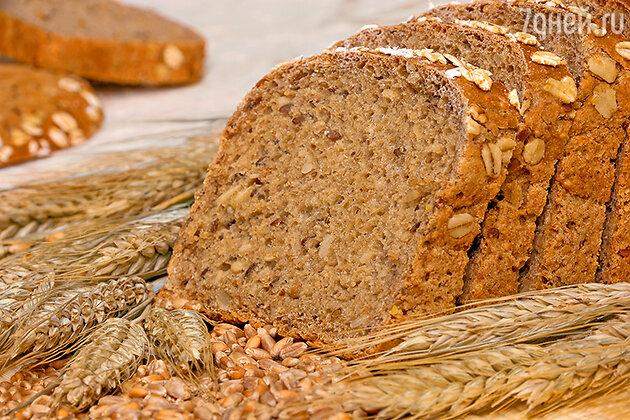 Хлеб из злаков