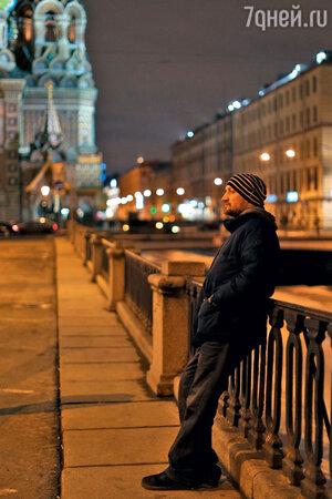Гоша Куценко на съемках клипа «Когда я увижу тебя голой»