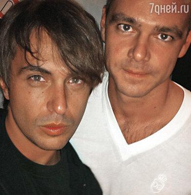Алексей Романов  и Сергей Губанов