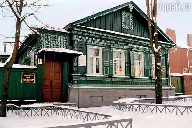 Дом-музей Леонида Андреева в Орле