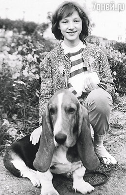Кристина Орбакайте. 1984 год