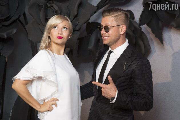 Лина Дембикова со своим подопечным Митей Фоминым