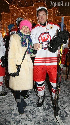 Андрей Бурковский, Ольга Бурковская