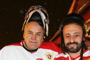 Андрей Соколов спас своих друзей