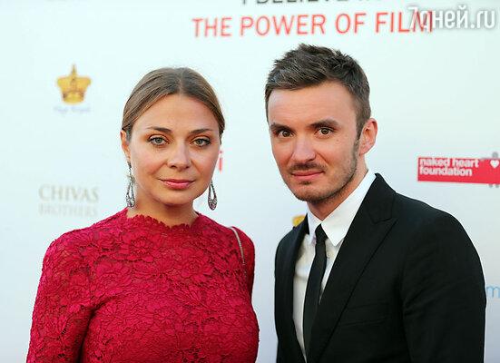 Журналисты Наталья Лучанинова и Евгений Заболотный