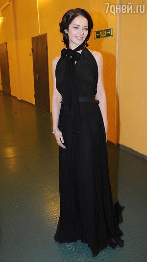 Марина Александрова на вручении  премии «Золотой орёл», 2011 год