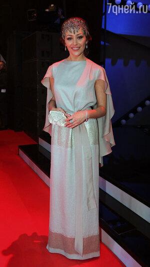 Екатерина Волкова на вручении  премии «Золотой орёл», 2012 год