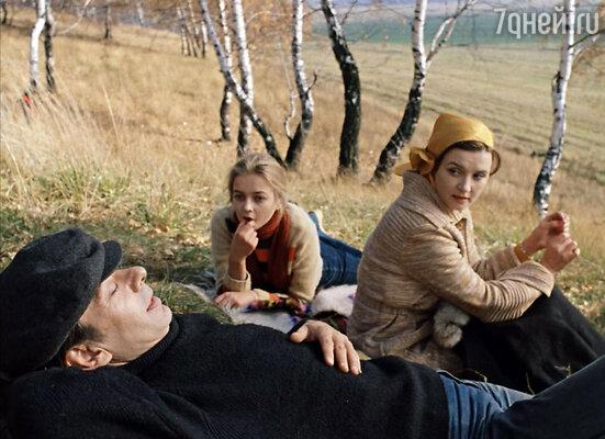Кадр из фильма «Москва слезам не верит». 1980 год
