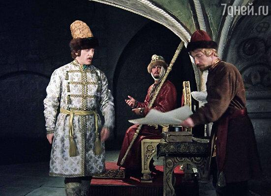 Кадр из фильма «Иван Васильевич меняет профессию». 1973 год