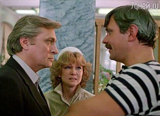 Кадр из фильма «Вокзал для двоих». 1982 год