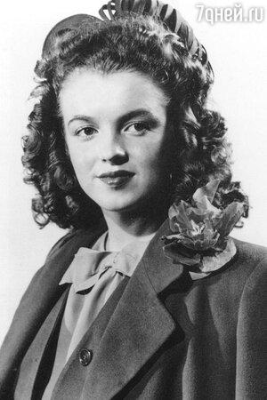 Мэрилин Моноро. 1944 год