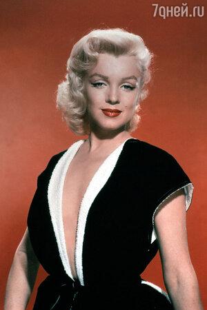 Мэрилин Моноро. 1956 год