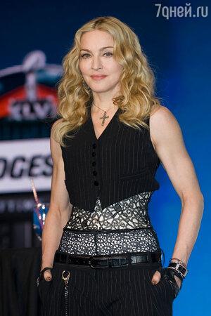 Мадонна. 2013 год