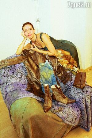 Высокая мода от Татьяны Лазаревой