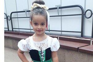 Дочь Ксении Бородиной выступила на большой сцене