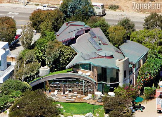 От продажи реконструированного дома в Бель-Эйр Кортни Кокс планирует получить 20 миллионов прибыли