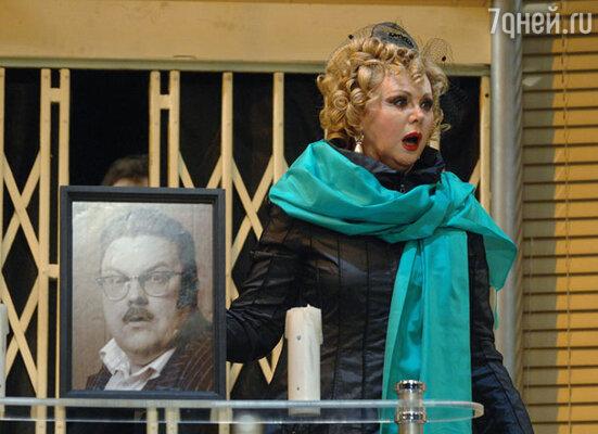 Спектакль «Идеальное убийство» (Театр Сатиры)