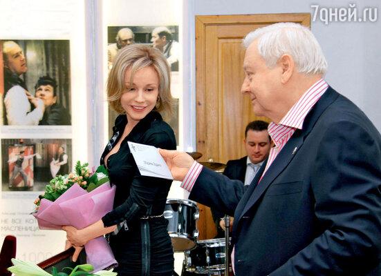С Мариной Зудиной