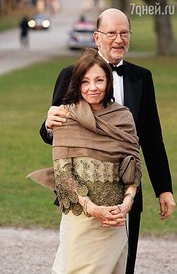 Царь Симеон II был идеальным супругом, но женился все-таки не по любви, хотя его жена Маргарита Болгарская ни о чем не догадалась, 2006 г.