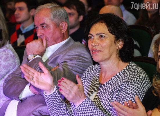 Родители Сати Казановой