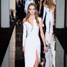 Показ Atelier Versace на Неделе высокой моды в Париже