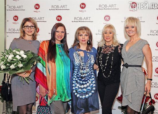 Анастасия Макеева, Эвелина Блёданс, Екатерина Рождественская, Оксана Пушкина, Валерия