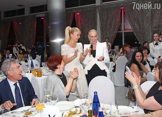 Юрий Николаев, Валерия и Нелли Кобзон