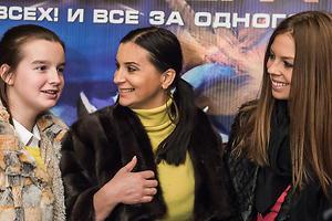 Екатерину Стриженову захватил мушкетерский драйв