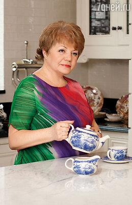 Ирина Пуговкина