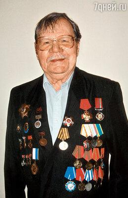 Через два дня после  начала войны Михаил Иванович Пуговкин ушел добровольцем на фронт