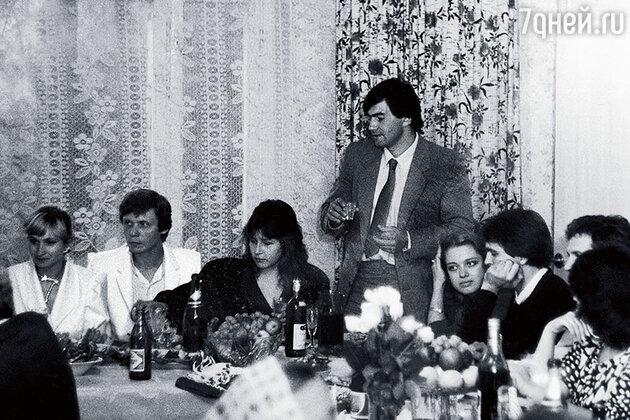 Юрий Соколов и Ольга Прокофьева