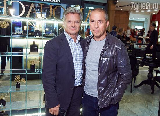 Гидеон Вайнбаум и Аркадий Новиков