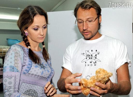 Со стилистом Дмитрием Винокуровым