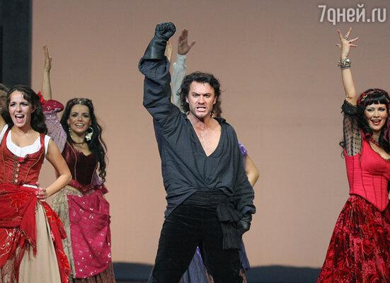 Премьера мюзикла «Zorro»